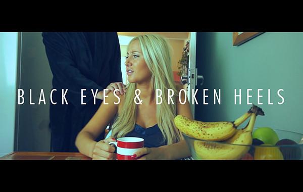Adorned – Black Eyes & Broken Heels