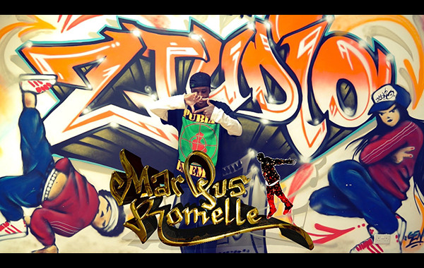 MarQus Romelle – #WatchMe