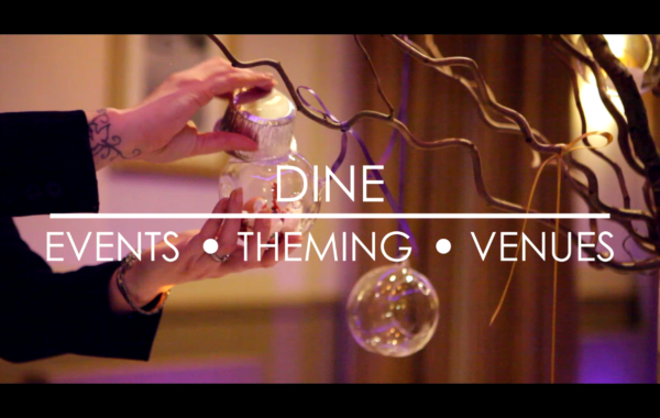 Dine Events – promotional video