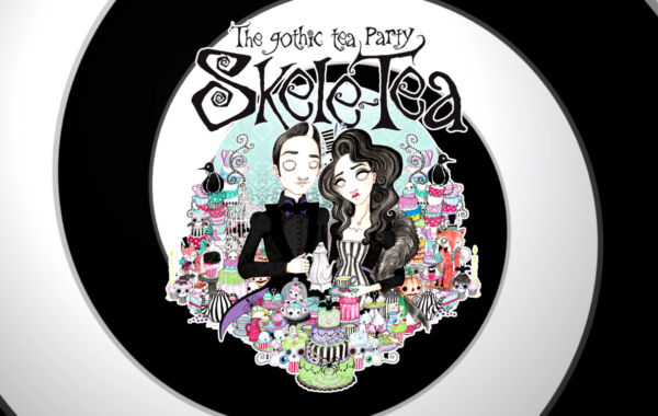 The Gothic Tea Party – Skele Tea – Promo